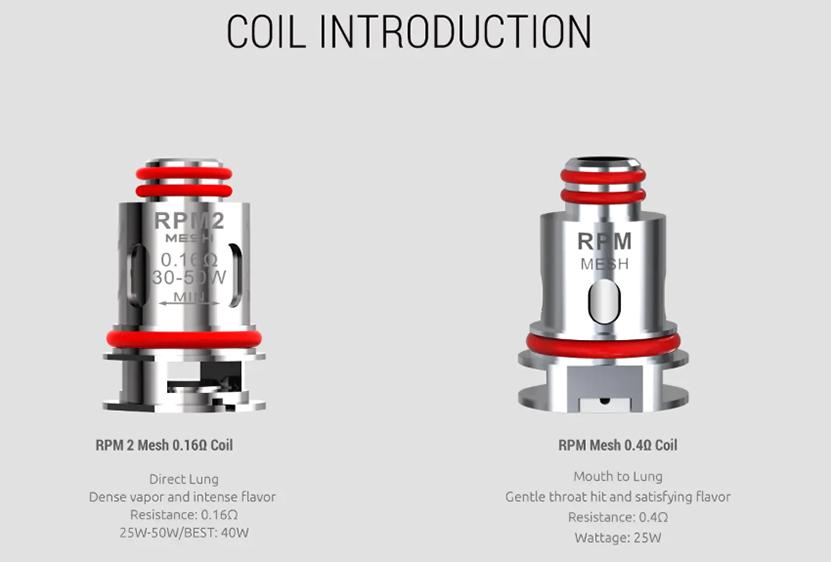 SMOK Scar P5 Mod Pod Kit Coil