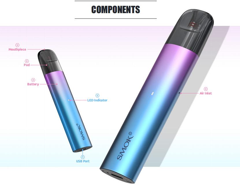 SMOK Solus Kit Feature 5