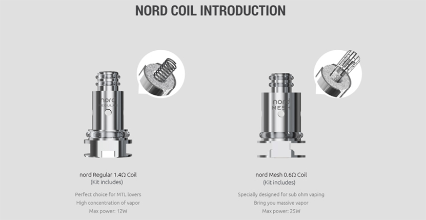SMOK Stick N18 Kit Nord Coil 1