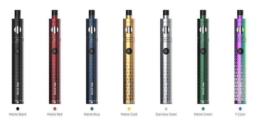 SMOK Stick N18 Kit colors