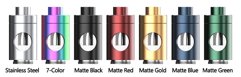SMOK Stick N18 Tank Color