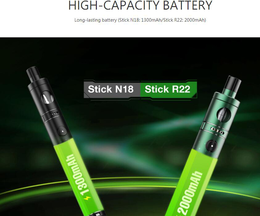 SMOK Stick R22 Kit Feature 1