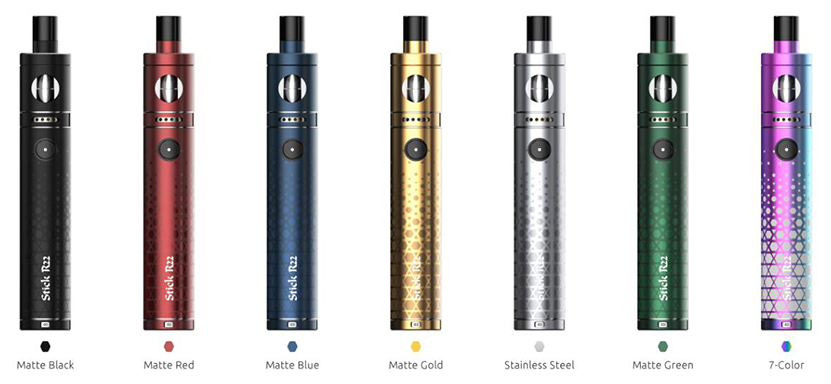 SMOK Stick R22 Kit Color