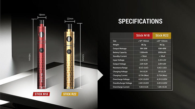 SMOK Stick R22 Kit Feature 15