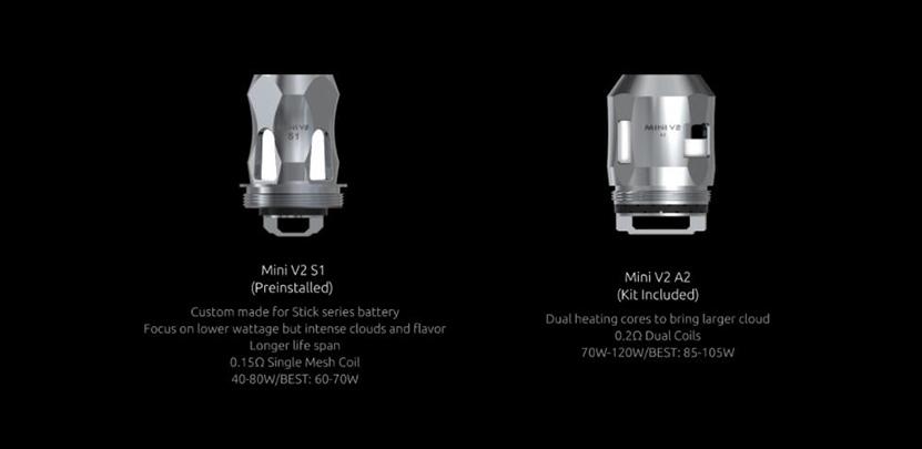 SMOK TFV18 Tank Feature 4