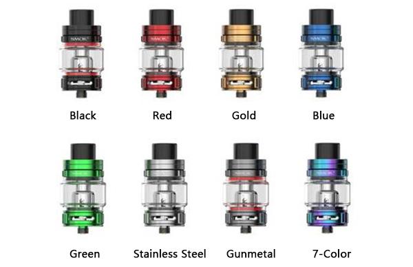 SMOK TFV9 Tank Color
