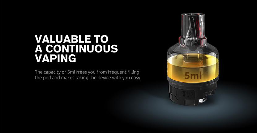 SMOK Thallo Pod Cartridge Feature 1