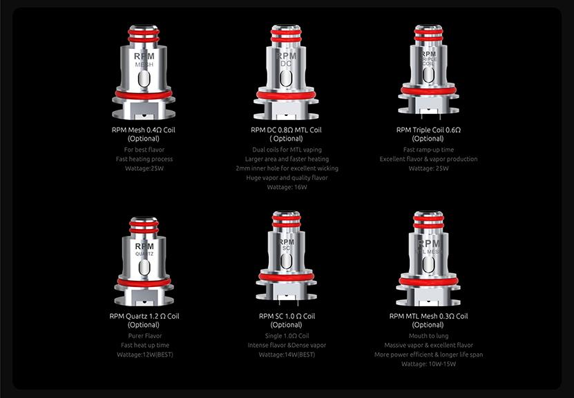 SMOK Thallo Pod Cartridge Feature 3