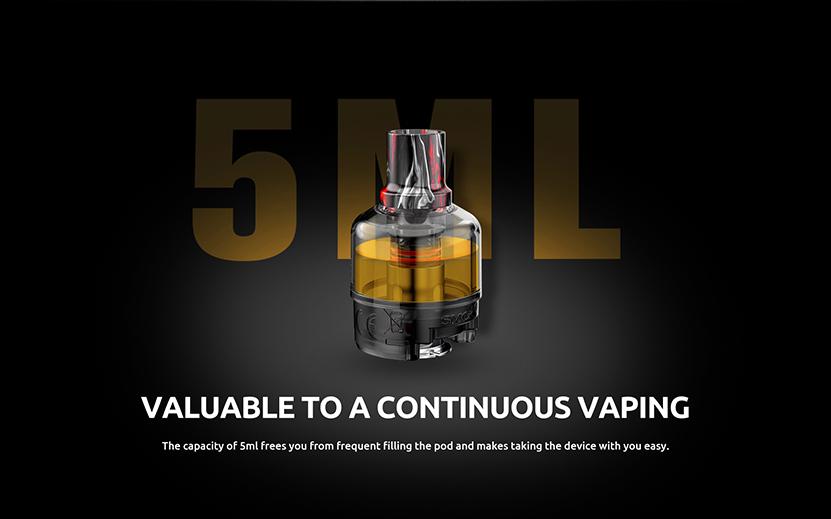 SMOK Thallo S 100W Kit 5ml E-juice