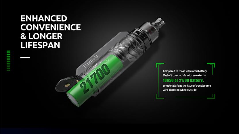 SMOK Thallo S Pod Kit Battery