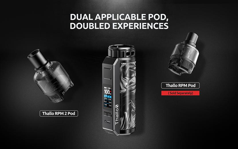 Thallo S Kit Pod Cartridge