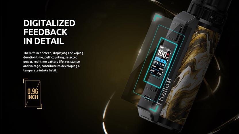 SMOK Thallo S Mod Kit Screen