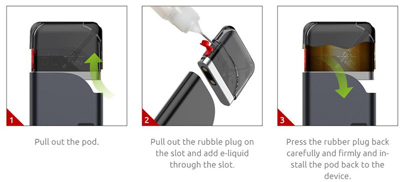 SMOK Thiner Mesh Pod Refill
