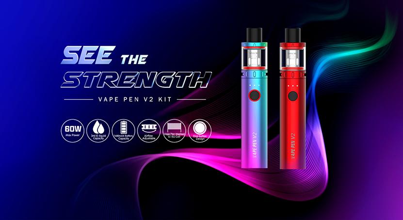 SMOK Vape Pen V2 Kit Feature 5