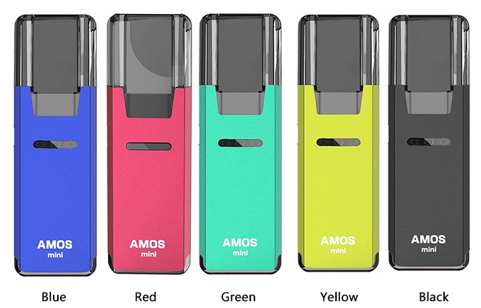 Smokjoy Amos Mini Kit