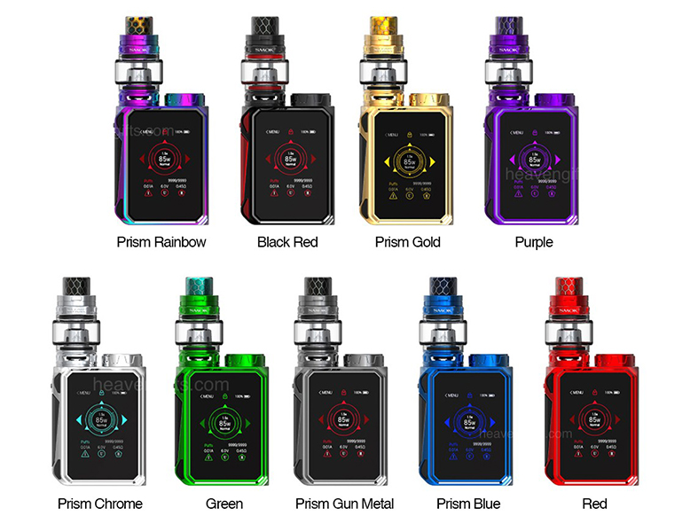 G-Priv Baby Luxe Edition Kit Colors