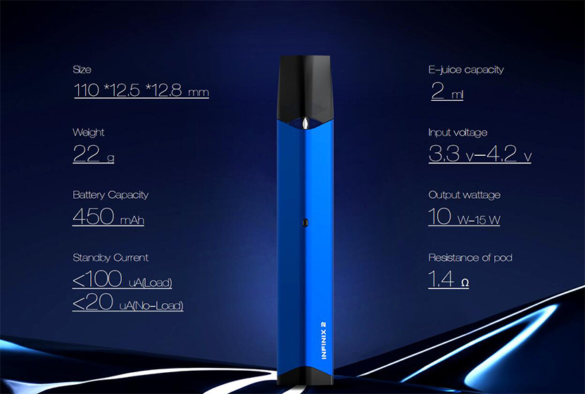 SMOK INFINIX 2 Kit Specification