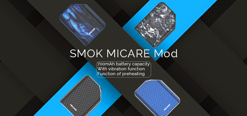 SMOK MICARE Mod Banner