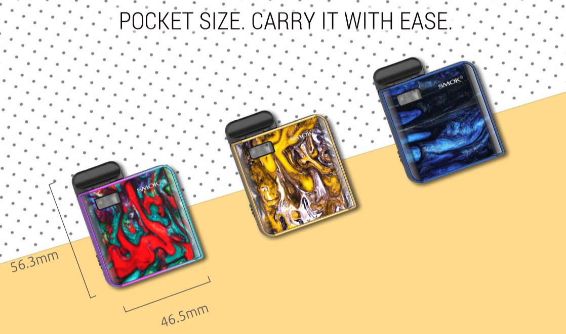 SMOK MICO Pod Kit Features 04