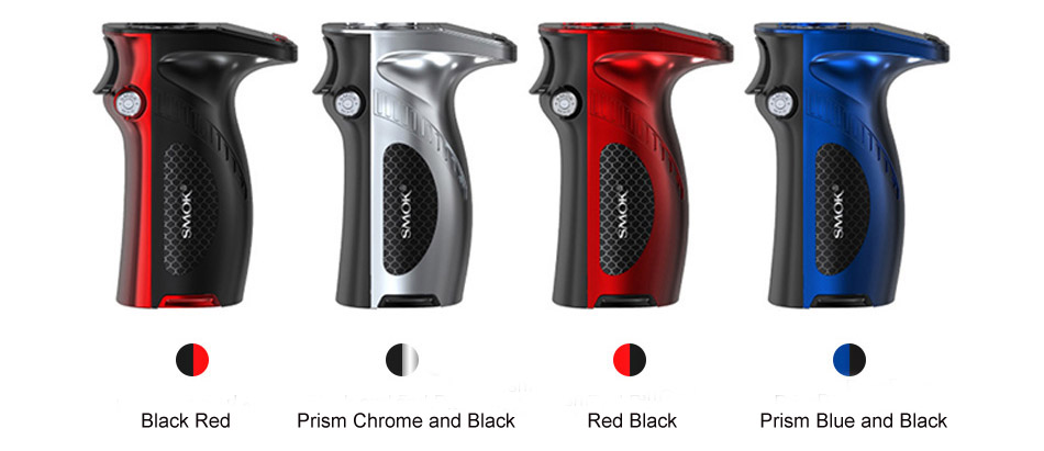 SMOK Mag Grip 100W TC Box Mod Colors