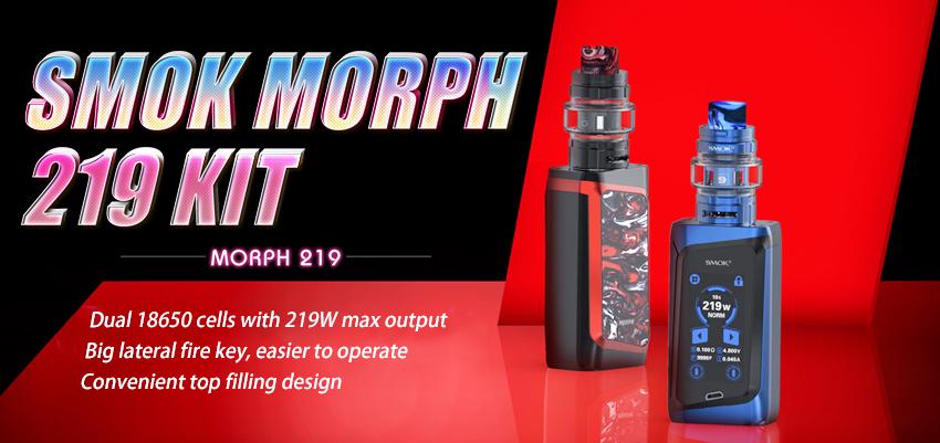 SMOK Morph 219 Kit Banner