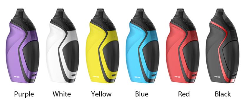 SMOK Nord Cube kit Colors
