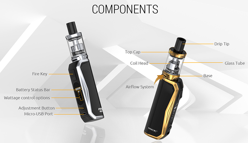 SMOK Priv N19 Kit Features 03