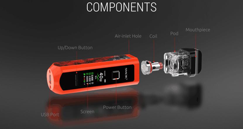 SMOK RPM40 Pod Kit Component