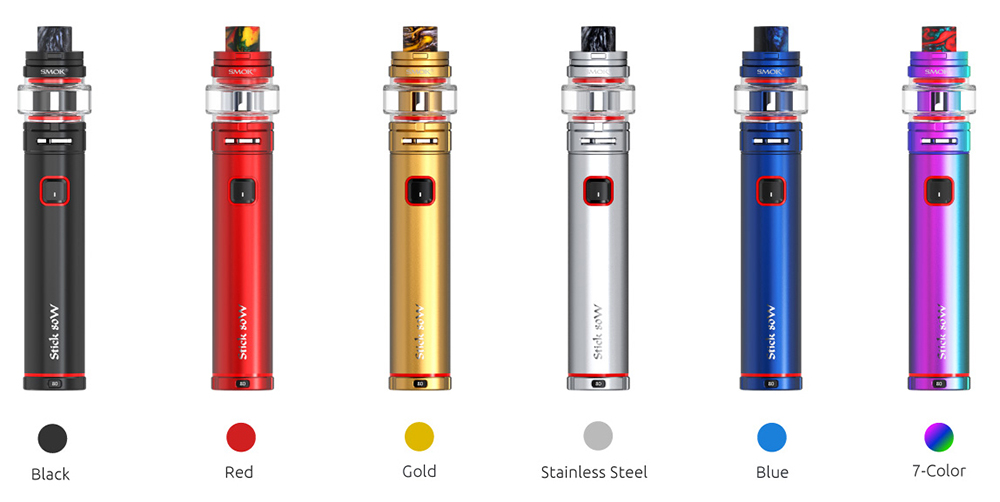 SMOK Stick 80W Kit Colors
