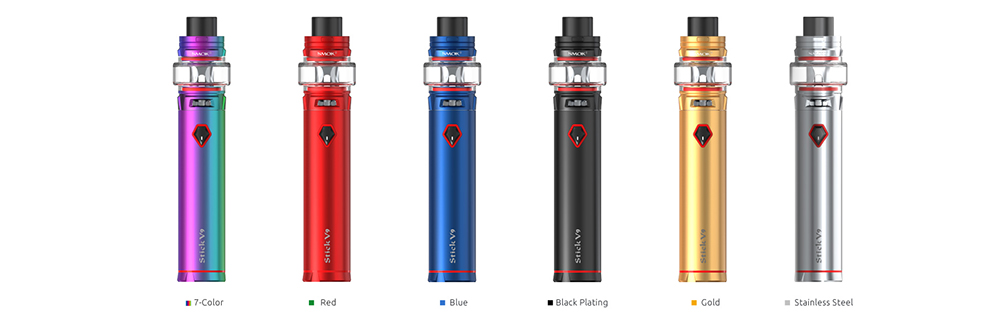 SMOK Stick V9 Kit Colors