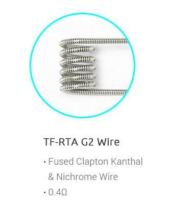 SMOK TF-RTA Pre-made Wire for G2 Deck