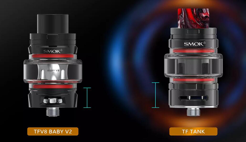 SMOK TF Tank Features 1