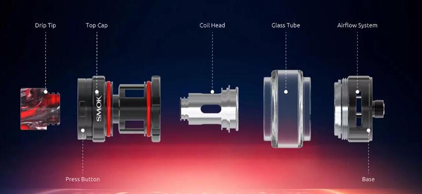 SMOK TF Tank Features 6