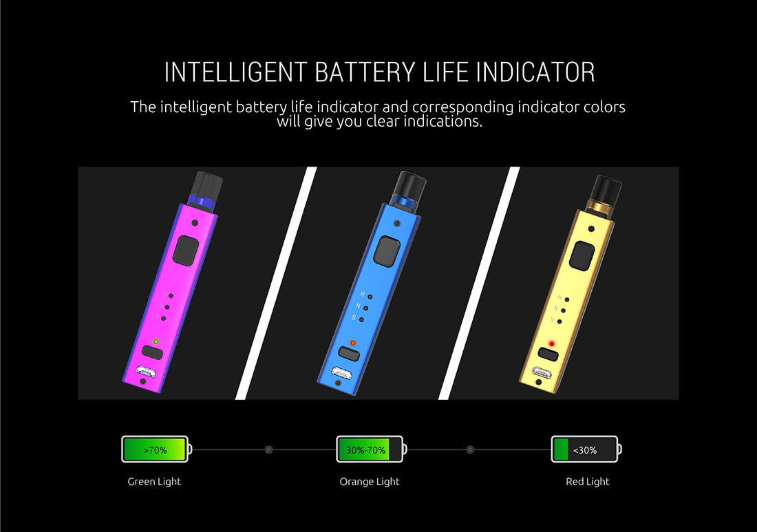 SMOK Trinity Alpha Kit Battery