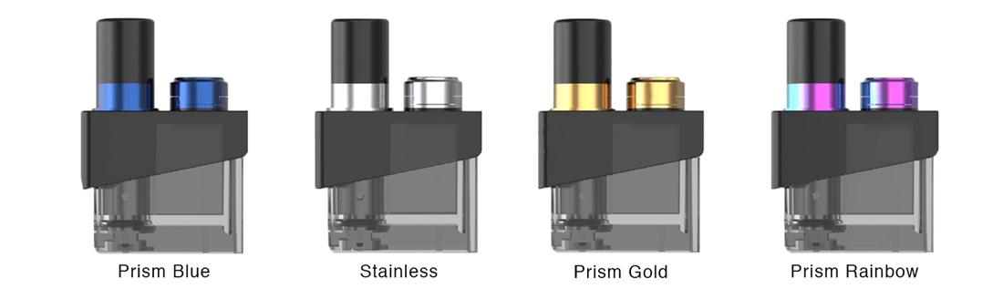 SMOK Trinity Alpha Pod Cartridge Colors