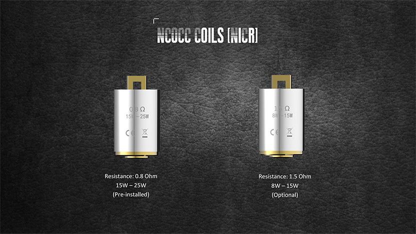 SUBOX MINI V2 Vape Kit Coil