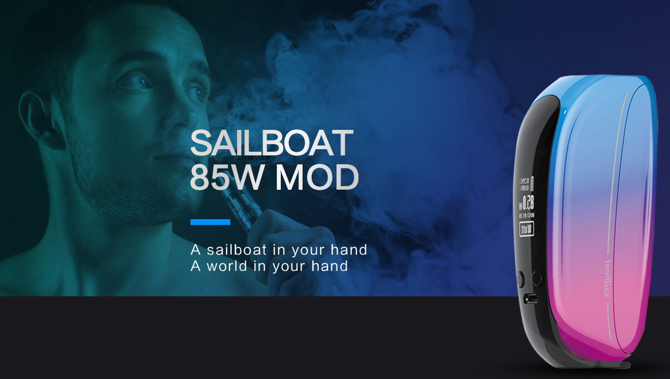 Sailboat Baby 85W