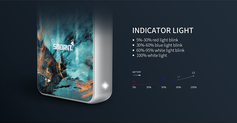 Charon Baby Pod System Kit Indicator Light
