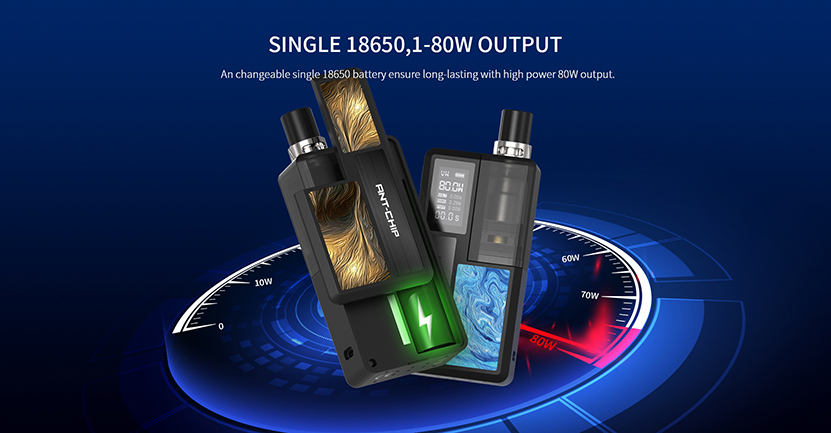 Smoant Knight 80 Kit Feature 2