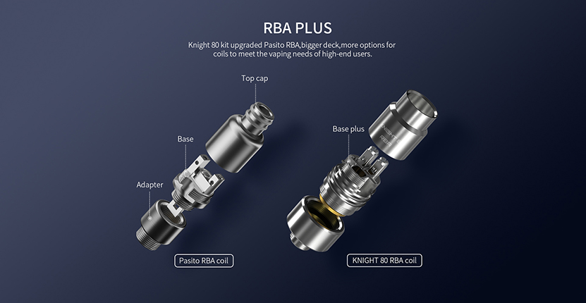 Smoant Knight 80 Kit Feature 12