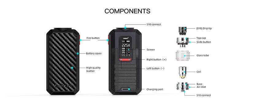Ladon AIO Kit Component