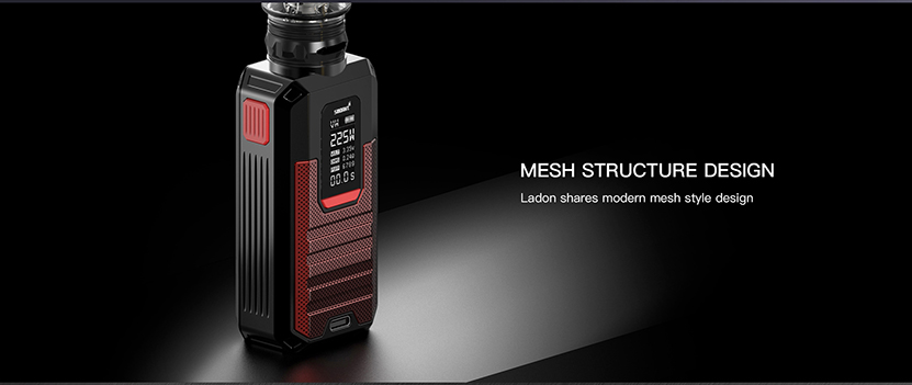 Ladon Box Mod Kit Mesh Structure Design