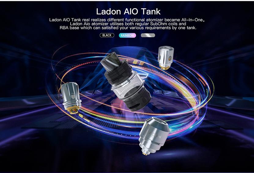 Ladon AIO 2in1 Kit Tank