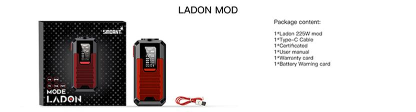 Smoant Ladon Mod Package