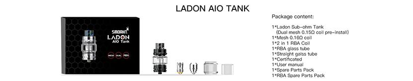 Ladon Tank Package