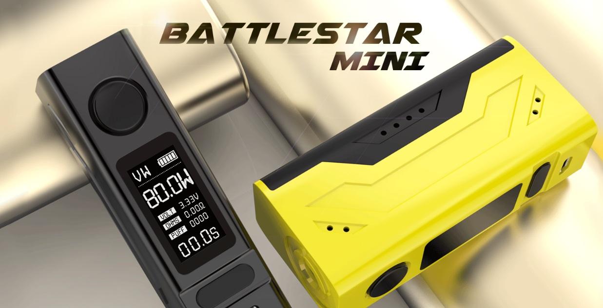 Battlestar Mini TC Box Mod