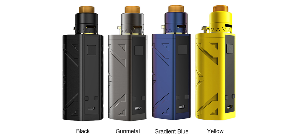Smoant Battlestar Squonker Kit Colors