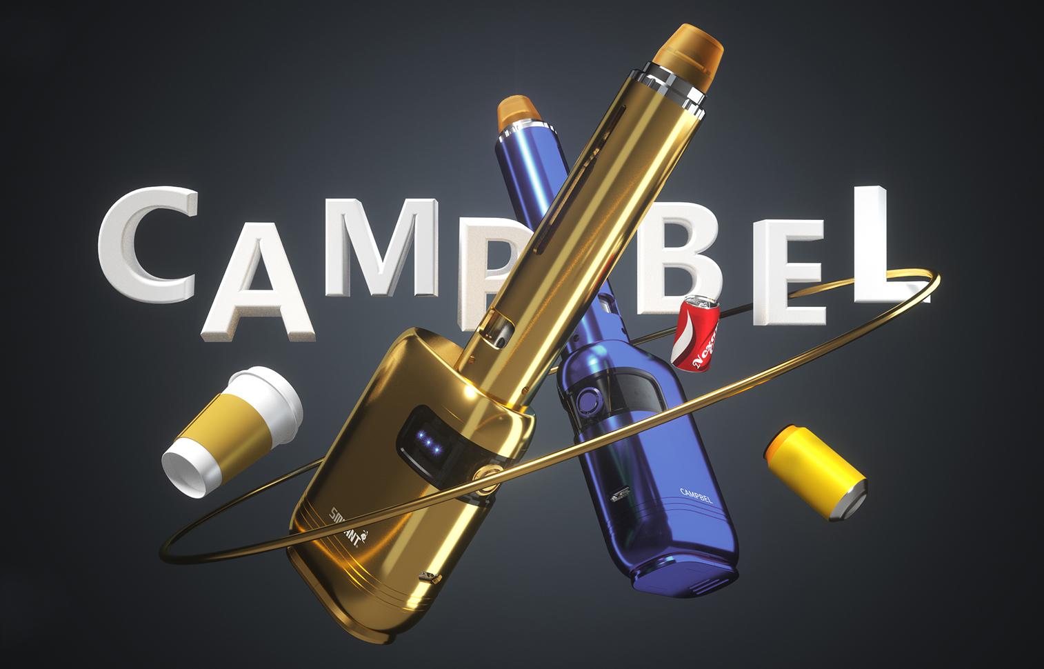 Smoant Campbel 80W Kit