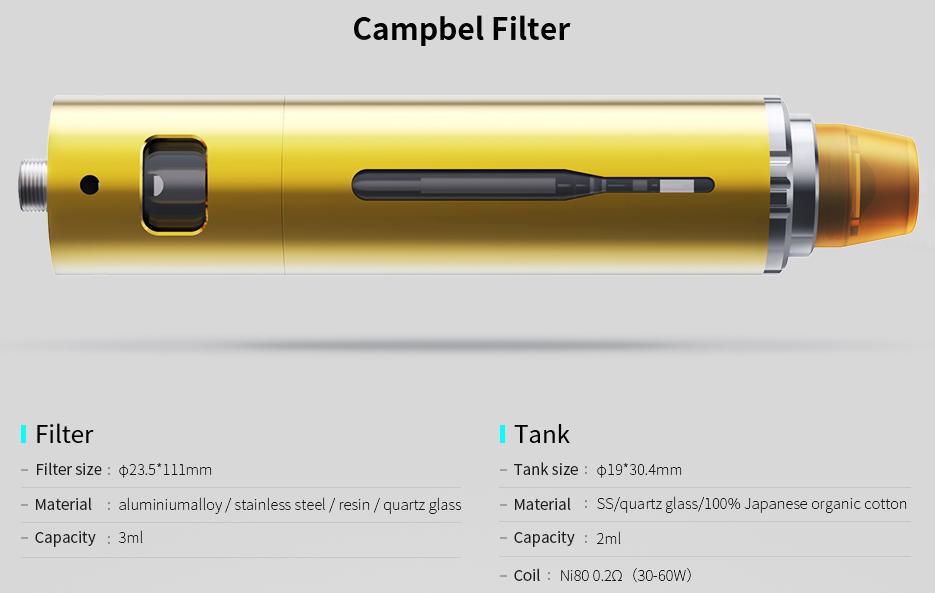 Smoant Campbel Kit