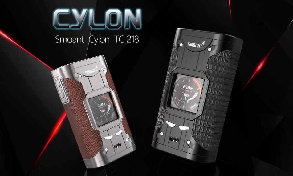 Smoant Cylon 218W TC Box Mod